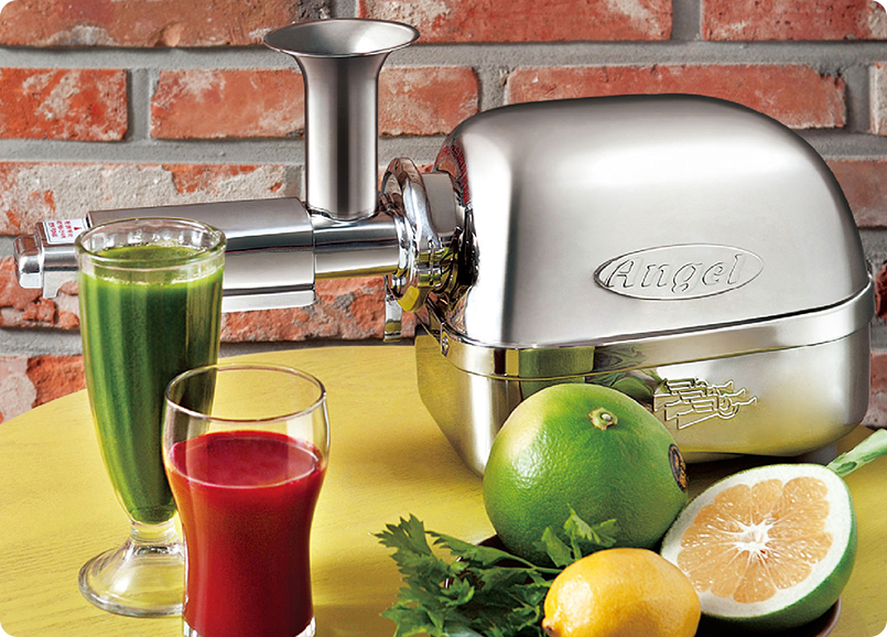 despre Angel Juicer